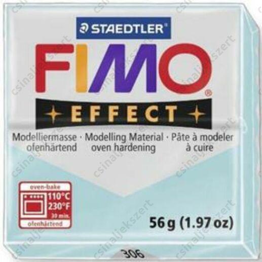 Fimo Effect süthető gyurma 56g Pasztell Jégkvarc / Blue Ice Quartz 306