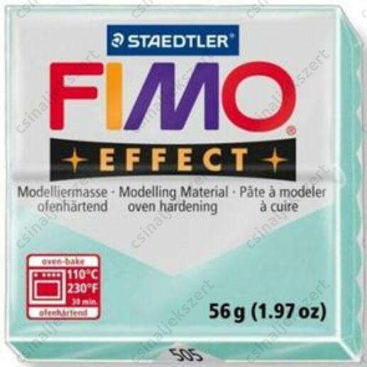 Fimo Effect süthető gyurma 56g Pasztell Menta / Pastel Mint 505