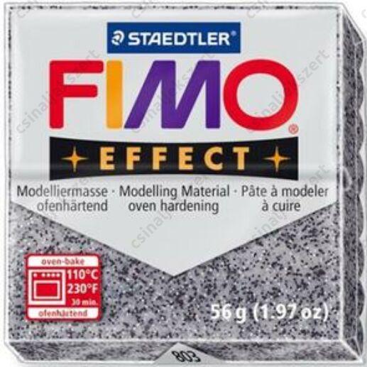 Fimo Effect süthető gyurma 56g Gránit 803