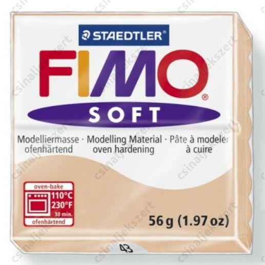 Fimo Soft süthető gyurma 56g Halvány bőr / Flesh light 43