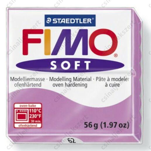 Fimo Soft süthető gyurma 56g Levendula / Lavender 62