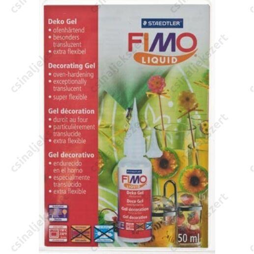 Fimo Liquid - Folyékony gyurma