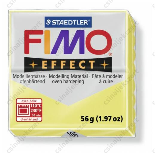 Fimo Soft süthető gyurma 56g Citrin kvarc