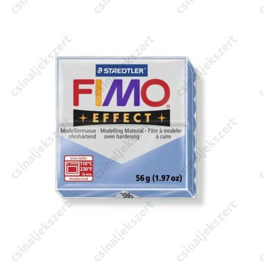 Fimo Soft süthető gyurma 56g Kék Achát