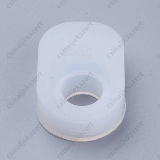 17 mm Magas díszes Gyűrű szilikon öntőforma