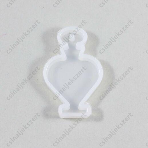 43 mm Parfümös üveg alakú szilikon öntőforma